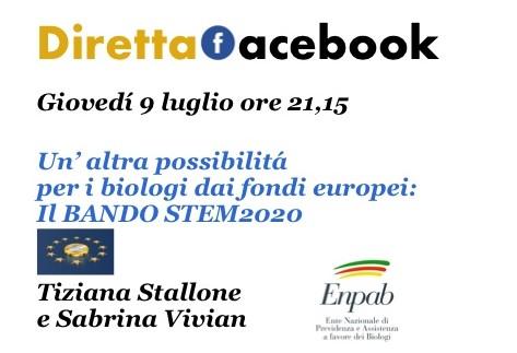 Diretta Facebook 2