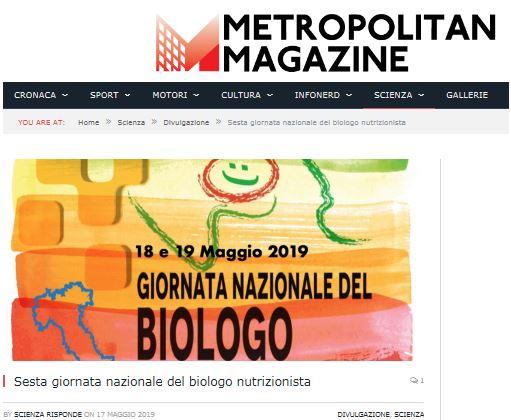 metropolitan mag